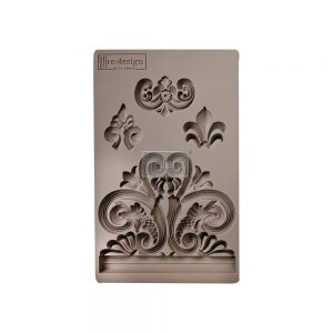 "Redesign Décor Moulds®  5""x8"" - Bridgeport Irongate"