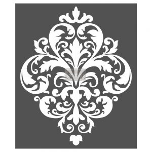Redesign Décor Stencils® - Large Damask