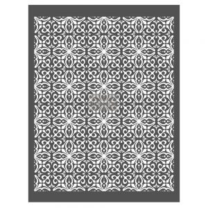 "Redesign Décor Stencils®- French Trellis  22""x 28"""