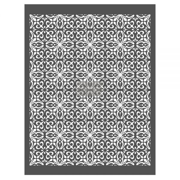 "Redesign Décor Stencils®- French Trellis  22""x 28"""