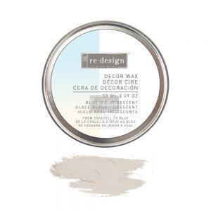 Redesign Decor Wax 1.69oz (50 ml) - Blue Ice Iridescent