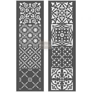 Redesign Décor Stencils® - Arabesque