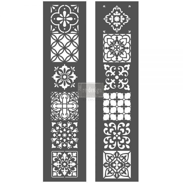 Redesign Décor Stencils® - Morocco