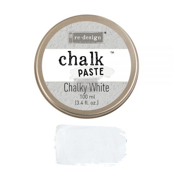 Redesign Chalk Paste® 1.69fl.oz (50ml) - Chalky White