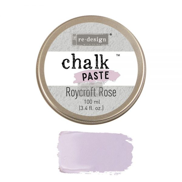 Redesign Chalk Paste® 1.69fl.oz (50ml) - Roycroft Rose