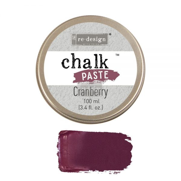Redesign Chalk Paste® 1.69fl.oz (50ml) - Cranberry