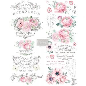 Redesign Décor Transfers® - Overflowing Love