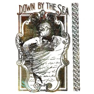 "Redesign Décor Transfers® - Down By The Sea 22""x 30"""