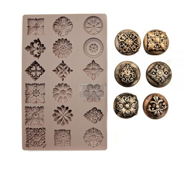 "Redesign Décor Moulds® 5""x8"" - Curio Trinkets"