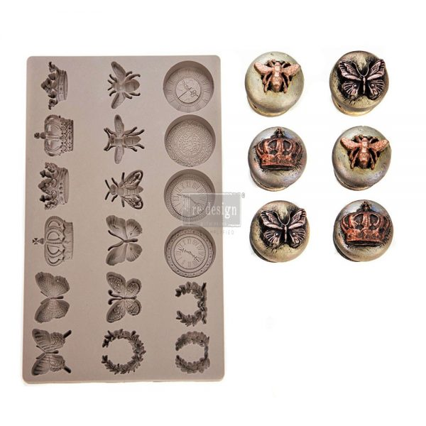 "Redesign Décor Moulds® 5""x8"" - Regal Findings"