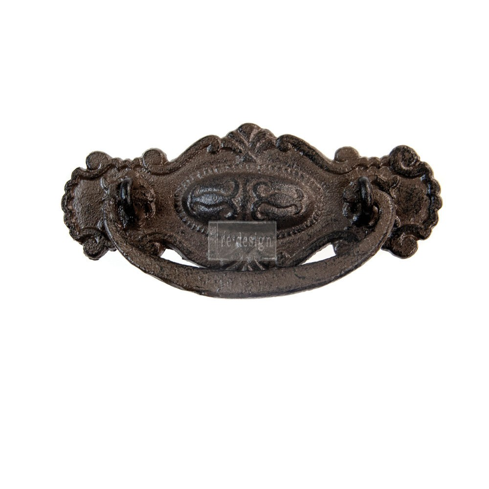 "Redesign Cast Iron Pull - Valentia 2""x4.8"""