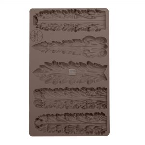 """Redesign Décor Moulds® -Royal Fountains 5""""x 8""""  8 mm thickness"""