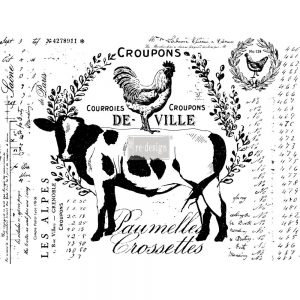 "Redesign Décor Transfers® - Farm Delights 22""x 29"""