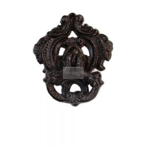 Redesign Cast Iron Knocker - Serenity Flourish Vintage Knocker