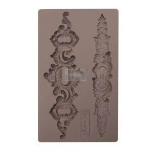 """Redesign Décor Moulds® 5""""x8""""- Sicilian Plates"""