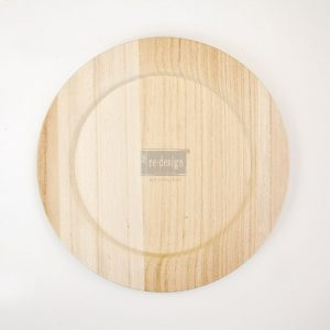 """Wood Charger 100% solid wood 10"""""""