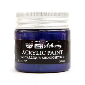 Art Alchemy - Metallique - Midnight Sky  1.7 fl.oz (50ml)