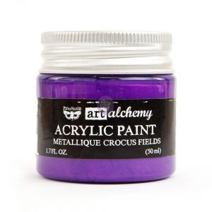 Art Alchemy - Metallique - Crocus Fields  1.7 fl.oz (50ml)
