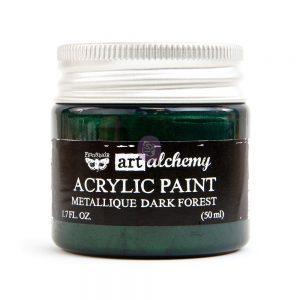 Art Alchemy - Metallique - Dark Forest  1.7 fl.oz (50ml)