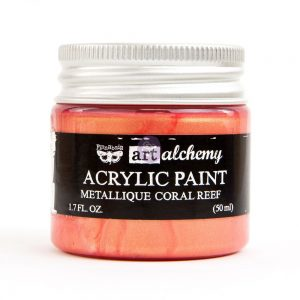 Art Alchemy - Metallique - Coral Reef  1.7 fl.oz (50ml)