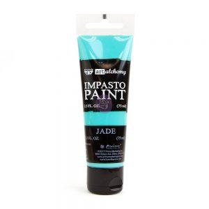 Art Alchemy - Impasto Paint - Jade 2.5 oz
