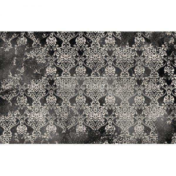 "Redesign Decoupage Décor Tissue Paper - Dark Damask - 2 sheets (19"" x 30"")"