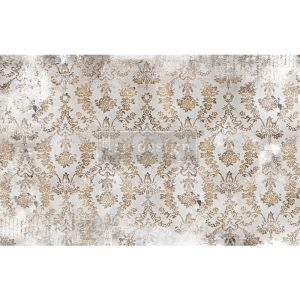 "Redesign Decoupage Décor Tissue Paper - Washed Damask - 2 sheets (19"" x 30"")"