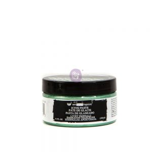 Art Extravagance Icing Paste-Lucky Emerald 4oz (120ml)