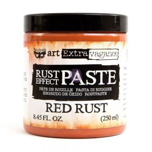 Art Extravagance - Rust Paste - Red 8.45oz (250ml)