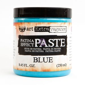 Art Extravagance - Patina Paste - Blue 8.45oz (250ml)