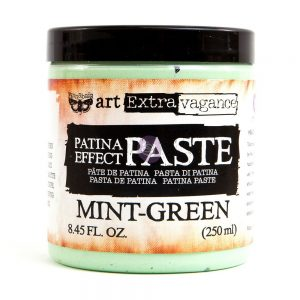 Art Extravagance - Patina Paste - Mint Green 8.45oz (250ml)