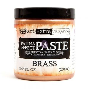Art Extravagance - Patina Paste - Brass 8.45oz (250ml)