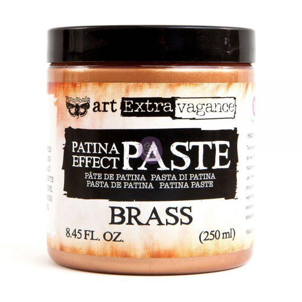 Art Extravagance - Patina Paste - Brass 8.45oz (250ml)