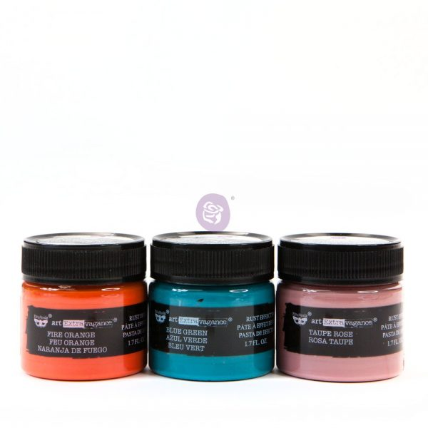 Art Extravagance - Texture Fantasy Patina Paste - Anemone and Coral