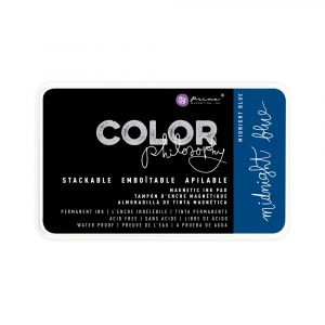 Color Philosophy Permanent Ink Midnight Blue