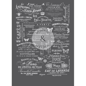 "Maisie & Willow Transfers® - Delightful Labels - 3 sheets, total design size 16""x23"""