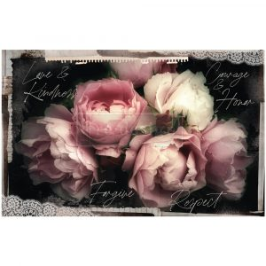 "Redesign Decoupage Decor Tissue Paper - zara - 2 sheets (19"" x 30"")"