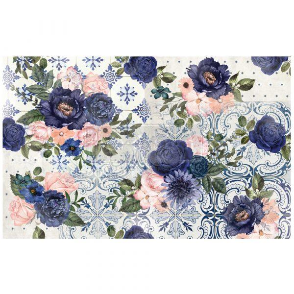 "Redesign Decoupage Decor Tissue Paper - fancy essence - 2 sheets (19"" x 30"")"