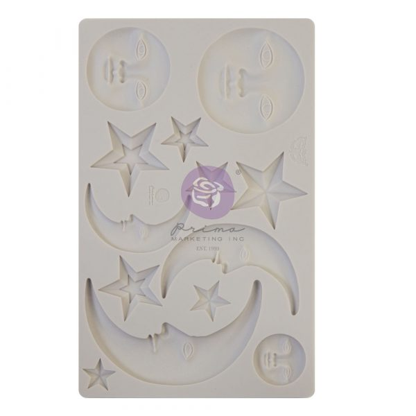 Finnabair - Moulds - Nocturnal Elements - 1 pc, 5x8 in