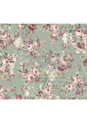 "Redesign Decoupage Décor Tissue Paper - Olivia - 1 sheet, 19""x30"""