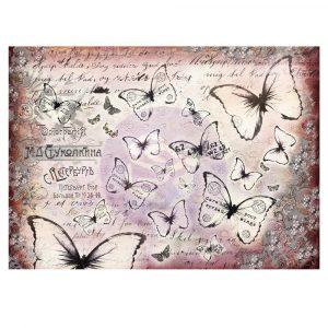 Finnabair Tissue Paper Flutter