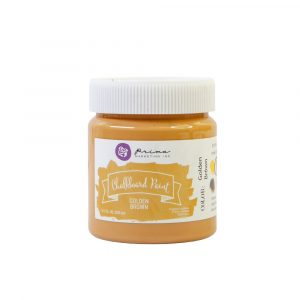 Chalkboard Paint - Golden Brown - 1 jar, 8.5 fl oz (250 ml)