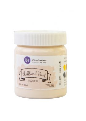 Chalkboard Paint - Eggshell - 1 jar, 8.5 fl oz (250 ml)