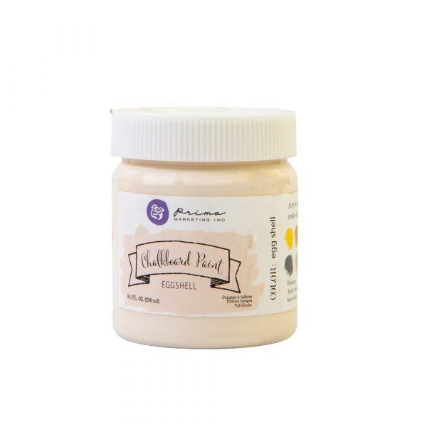 Chalkboard Paint - Eggshell - 1 jar, 8.5 fl oz (250 ml)