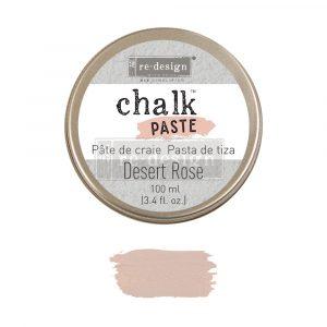 Redesign Chalk Paste - Desert Rose - 1 jar, 100 ml (3.4 fl oz)