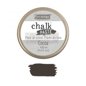 Redesign Chalk Paste - Cocoa - 1 jar, 100 ml (3.4 fl oz)