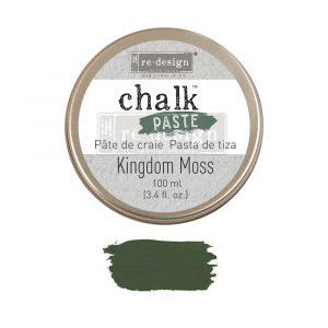 Redesign Chalk Paste - Kingdom Moss - 1 jar, 100 ml (3.4 fl oz)