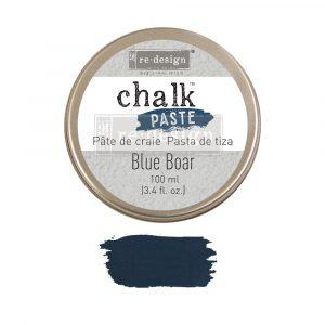 Redesign Chalk Paste - Blue Boar - 1 jar, 100 ml (3.4 fl oz)