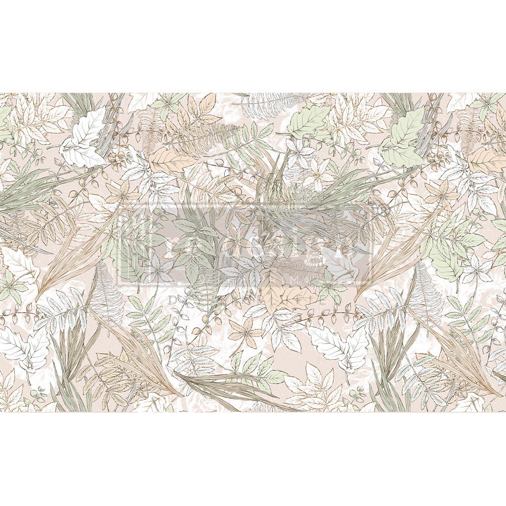 "Decoupage Decor Tissue Paper - Tranquil Autumn - 1 sheet, 19""x30"""